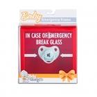 Baby Emergency Frame - Zbij szybkę (EN)