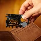 Wallet Ninja - Czarny