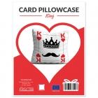 Card Pillowcase - King