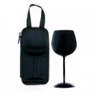 Love Wine Glass diVinto - Black