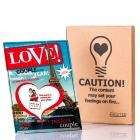 Ramka na zdjęcia LOVE (EN) - pakiet 5szt