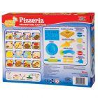 Masa plastyczna - Pizzeria