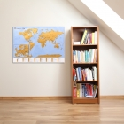 Mapa Odkrywcy - Świat (EN)