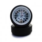 Rajdowy zegar - Czarny