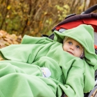 Baby Wrapi Active - Kocyk z rękawami