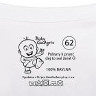 Baby Instructions - Body z instrukcją dla Taty (CZ)