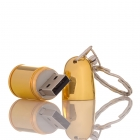 Pendrive Pocisk - Rewolwer 8GB