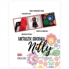 Nitly Folk - Fartuszek Sukienka
