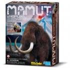 Wykopaliska - Mamut