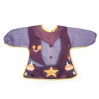 Baby Sheriff - Bib with sleeves