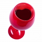 Love Wine Glass diVinto - Red