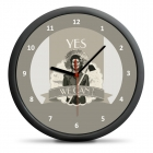 Retro Clock - Yes We Can (EN)