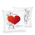 True Gift Pillow Case - Flower (PL)