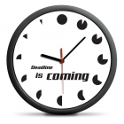Deadline is Coming Clock