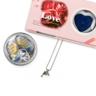 Love pearl - pendants collection - Dolphin