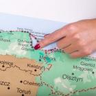 Mapa Odkrywcy - Polska