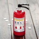 Fire extinguisher money bank