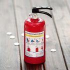 Fire extinguisher money bank