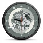 Zegar Retro - Bimber przyczyną ślepoty
