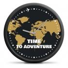 Traveler's Clock