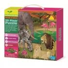 3D Puzzle - Safari