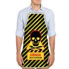 Apron - Warning Man Cooking (PL)