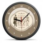 Retro Clock - Nie stwarzaj zagrożeń (PL)