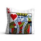 Card Pillowcase - King Classic