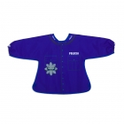 Baby Policeman (PL) - Bib with sleeves