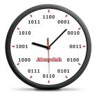 Binary Clock - Numbers