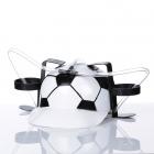 Imprezowy kask - Piłka