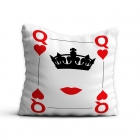 Card Pillowcase - Queen