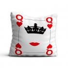 Card Pillowcase - Queen
