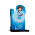 Kitchen glove - Mum's the boss here (PL)