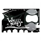 Wallet Ninja - Černý