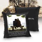 Pillow - True love - Photo (PL)