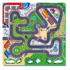 Puzzle Mat - Racing track