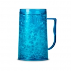 FROSTER Ice Mug 500ml - Blue Gel