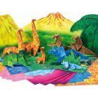 Origami: dinozaury