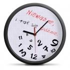 Whatever clock (PL) - silent mechanism