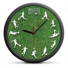 Football Clock - silent mechanism