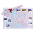 Explorer's Map for Couple (PL)