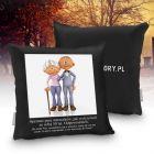 Pillow - True love - Illustration (PL)