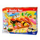 Masa plastyczna - Sushi bar