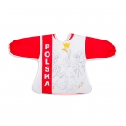 Baby Sportsman (PL) - Bib with sleeves