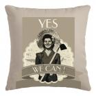 Retro Pillowcase - Yes We Can (EN)