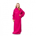 Blanket Dressing Gown Junior - Fuchsia
