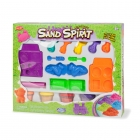 Kinetic Sand - set with tools