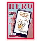 Baby Photo Frame - HERO (EN)