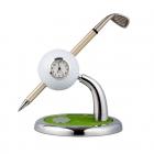 Golf Clock with Pen